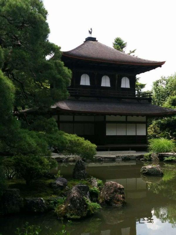 Ginkaku Temple(Kyoto)