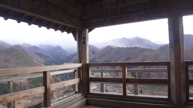 Yamadera. even if you have arleady seen many temples in Japan, this temple with beautiful mountain view will give you a special experience!!
