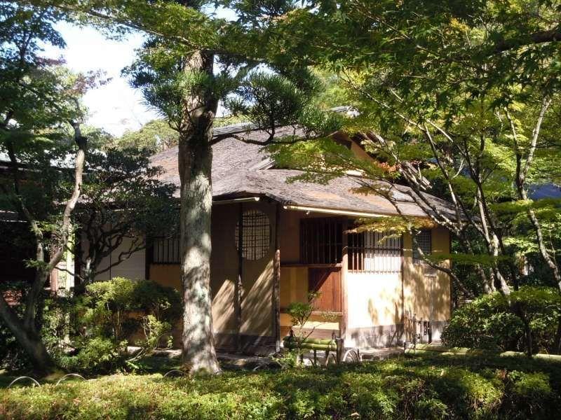 Tea house called Joan (national tresure)