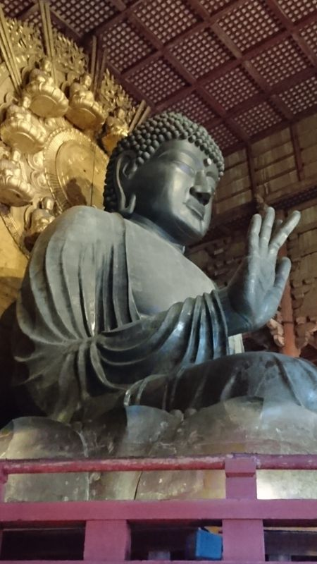 Todaiji-Temple in Nara