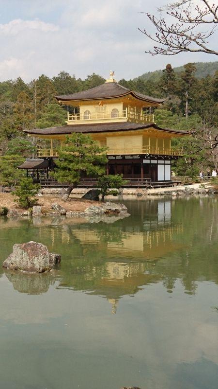 Kinkakuji-Temple, Golden Pavillion