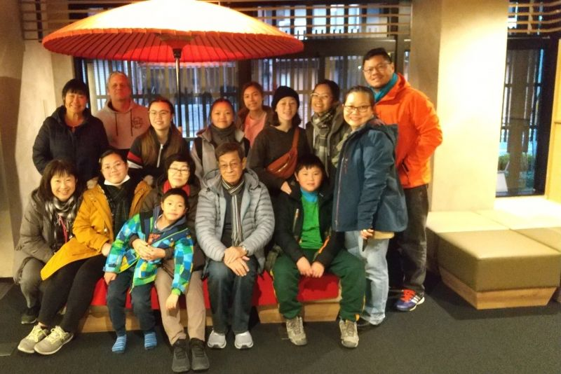 Nice family!