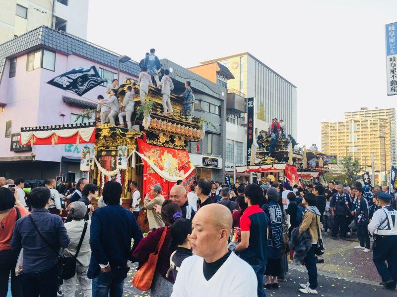 Toyota Koromo festival(Toyota City)