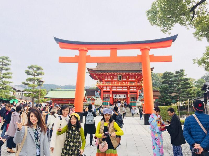 Đền Fushimi inari, Kyoto Fusimi inari shrine ơi Kyoto