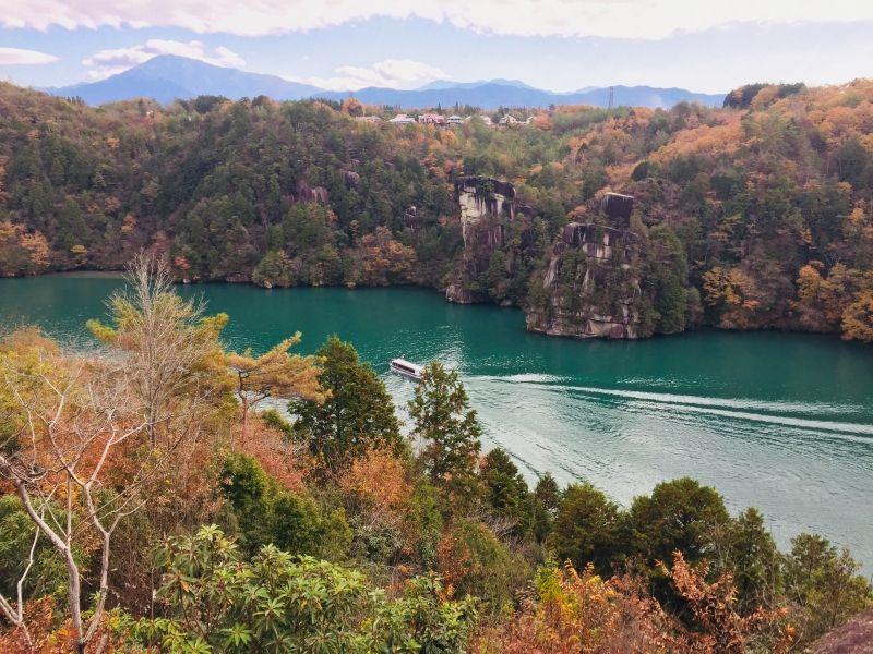 Thung lũng Enakyo, Ena Gifu