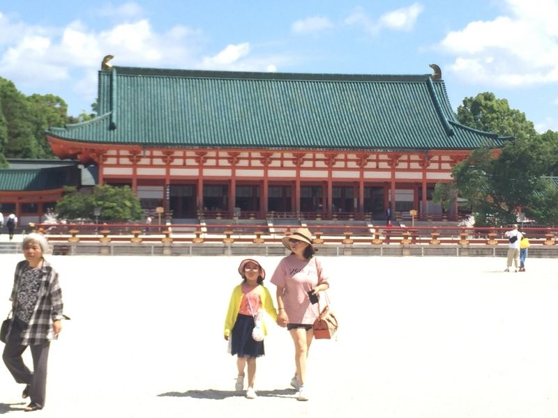 Heian Jingu(Kyoto)