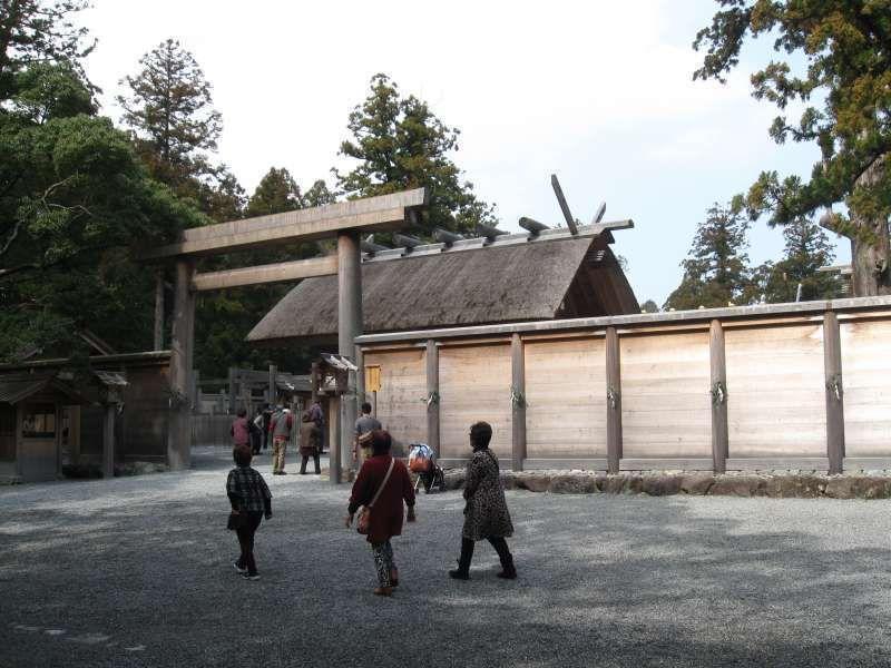 Sanctuary of Geku - Ise Shrine