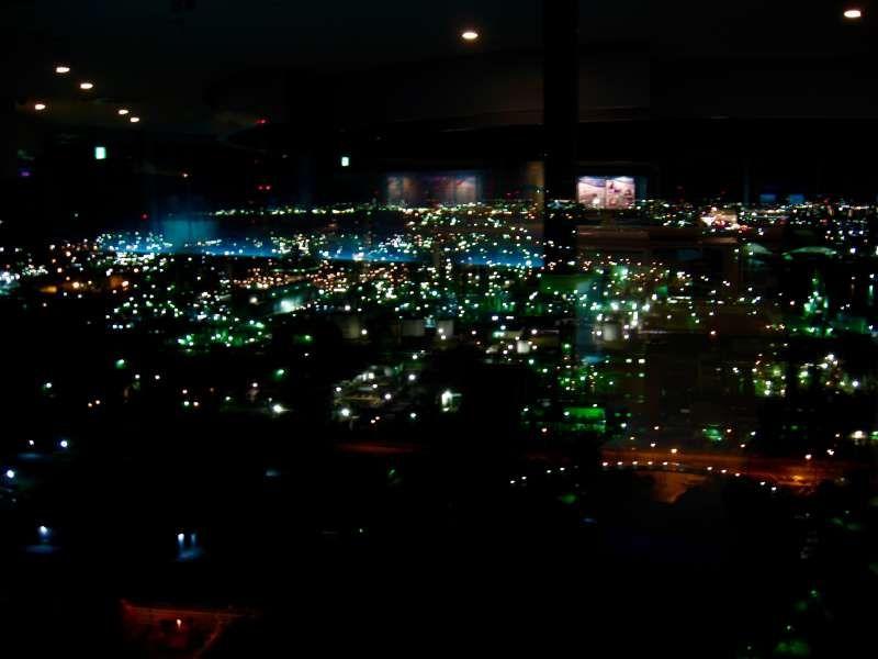 Night view of Yokkaichi city ( tour under planning )