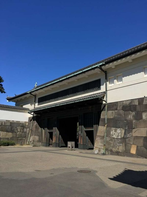 Otemon Gate- Entrance to the Imperial Palace East Garden