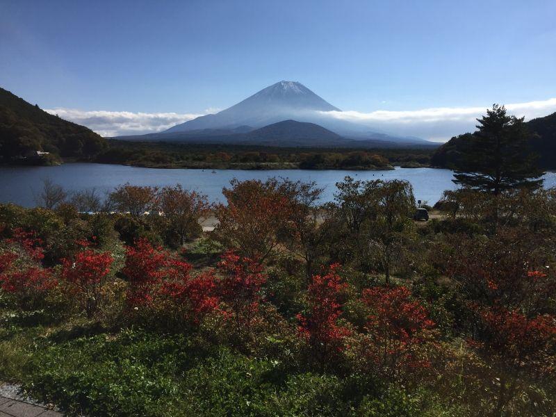 Monte Fuji por Shojiko opcional tour