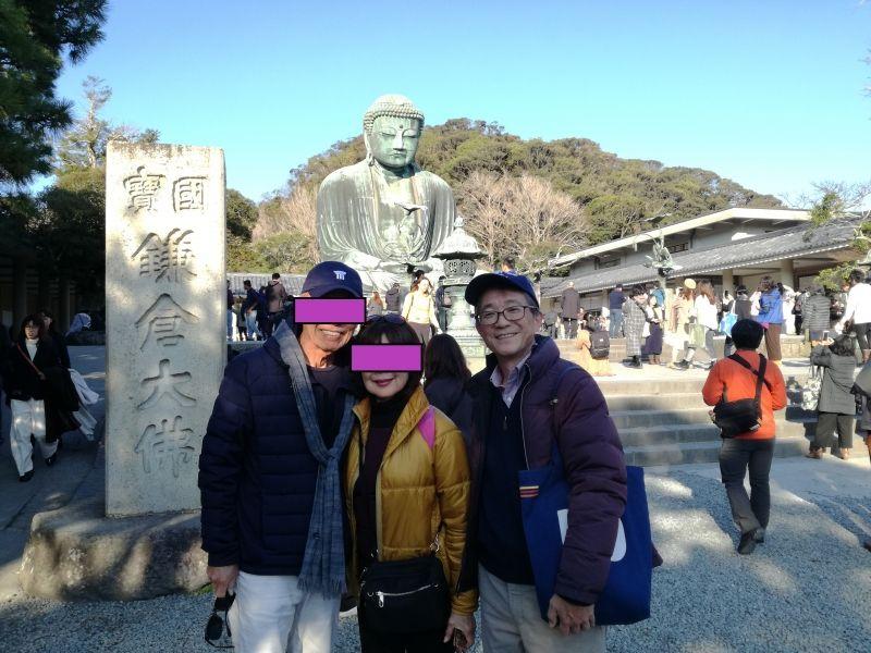 Big Buddah in Kamakura