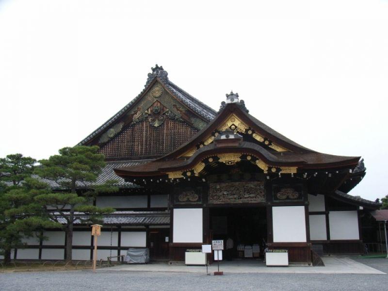 Nijo-jo Castle in Kyoto