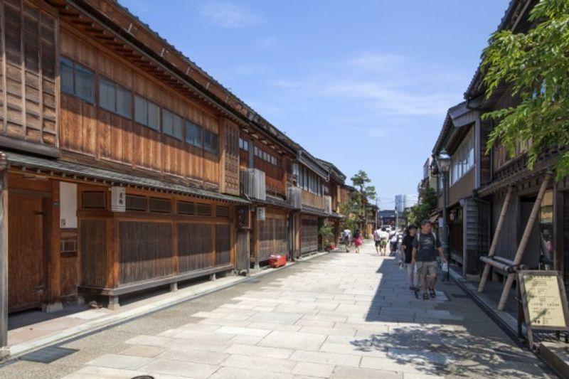 Higashi Tea-house (Geisha) District