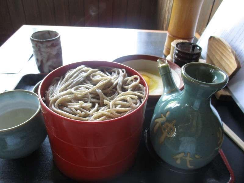 Warigo soba noodle(cold)