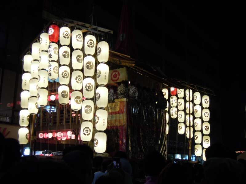 Gion Night Festival on July16
