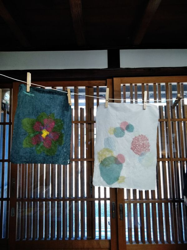 Experiences of amazing papers in Mino City, Gifu. Awarded Unesco status in 2014 together with 2 other areas in Japan.  (Mino)