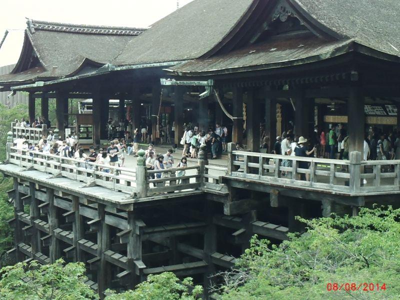 Kyoto / Kiyomizu-dera  temple