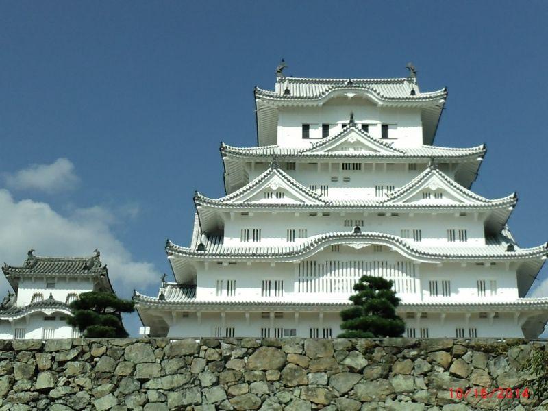 Himeji castle(national treasure)