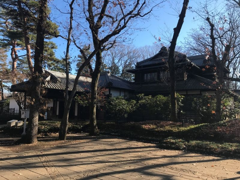 This is the relocated residence of Korekiyo Takahashi in Edo-Tokyo Open Air Architectural Museum.  He was Minister of Finance when assassinated by young miitary officers in 1936.  There are a lot of interesting old houses and traditional shops in the museum, which will give you some idea of how Japanese people used to live.