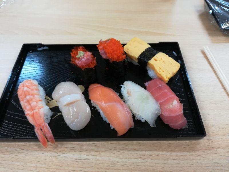 Sushi que j'ai fait