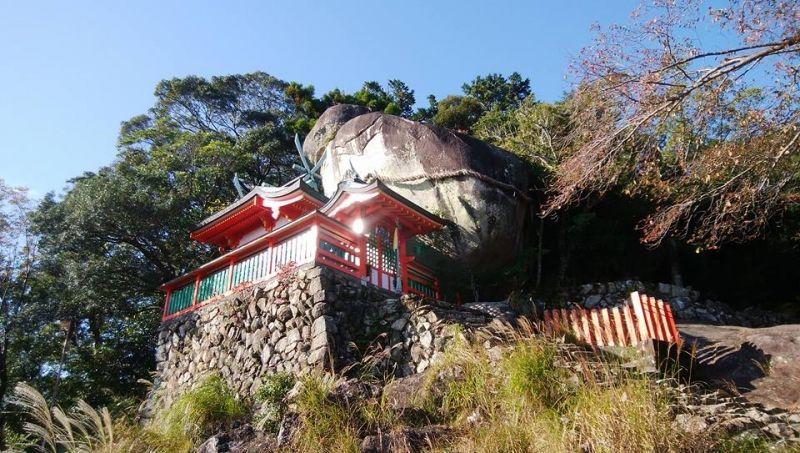 Kamikura jinja Shrine