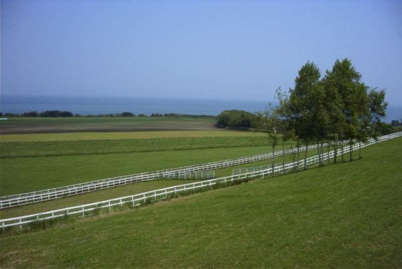 Yakumo town Hokkaido Pref. in 2003