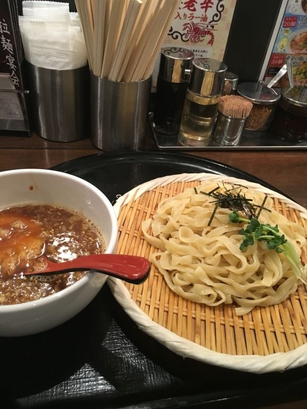 Tsukemen (kind of Ramen)