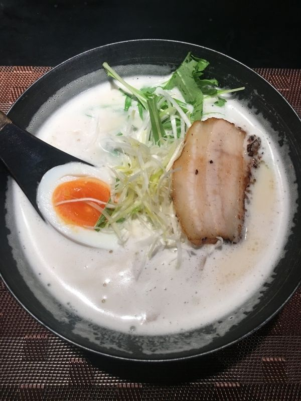 Ramen (chicken based)