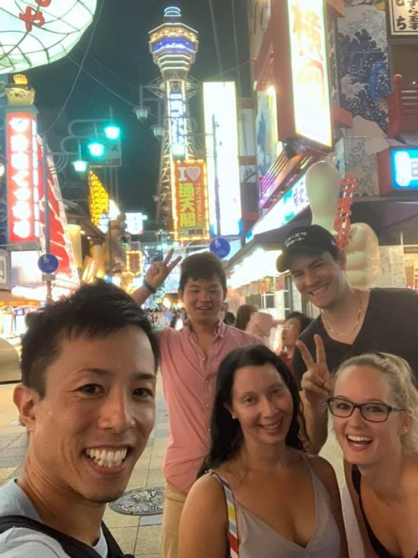 Cultural Walk and Eat to Local Night Out Spots