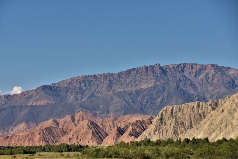 Tyan - Shan mountains. The photo was taken by Paolo Bianchi.