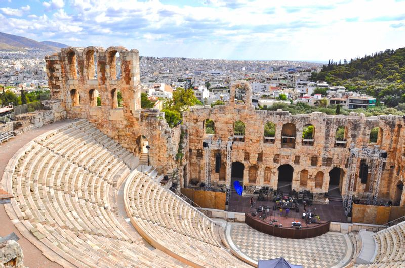 Odeon of Herode Atticus