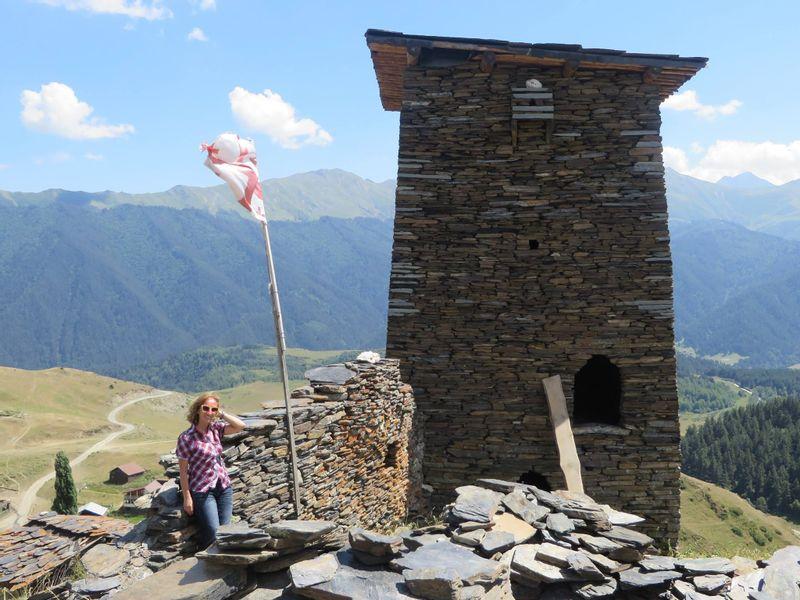 Tusheti Mountainous Region