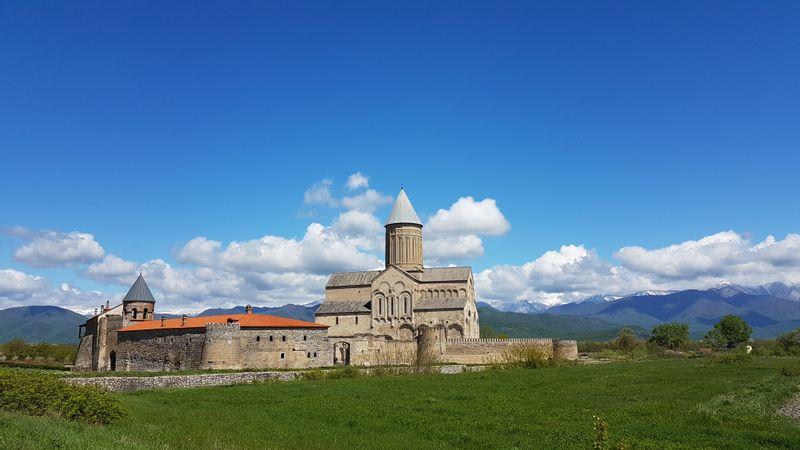 Alaverdi Monastery, Kakheti
