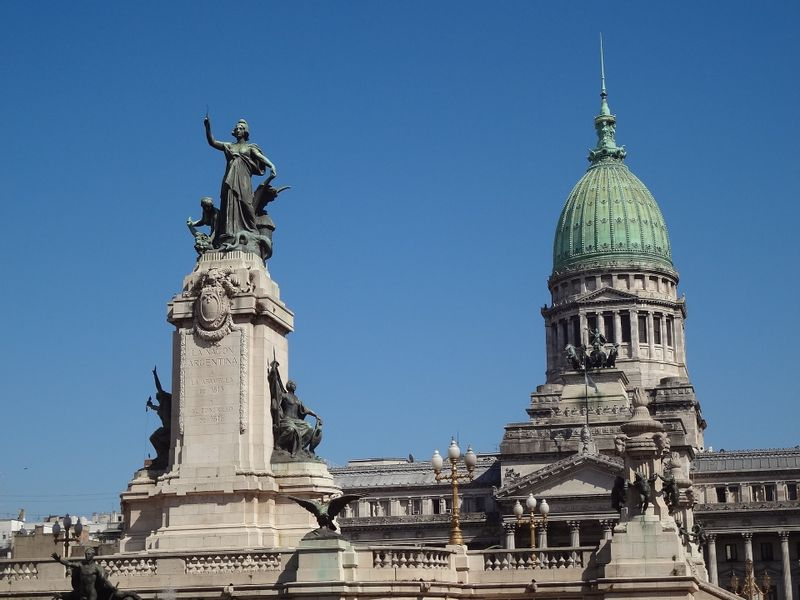 Monument of the Two Congresses
