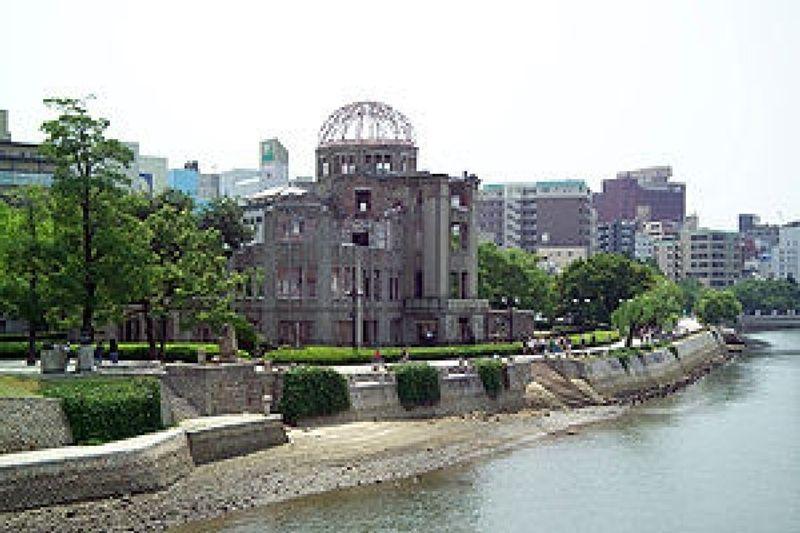 Atomic Bomb Dome (World Heritage)