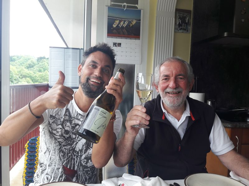 Iker Bardaji private tour guide