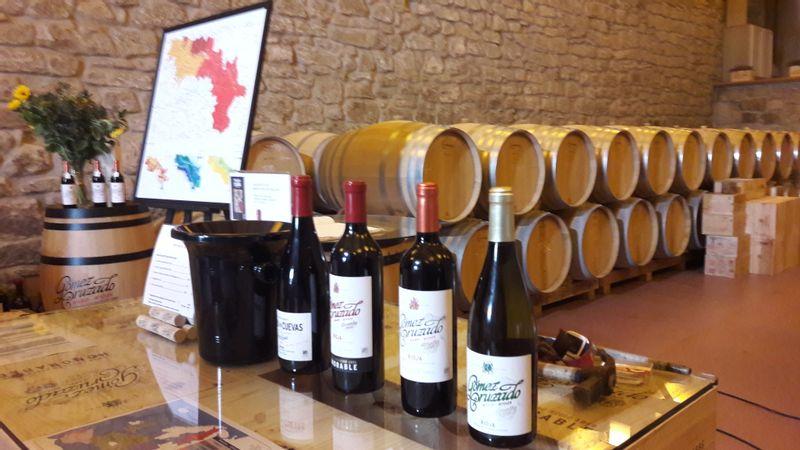 Wine tastings in Rioja