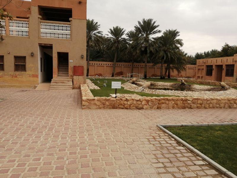Al-Ain Palace Musume view