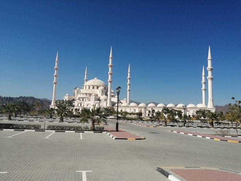 Fujairah Sheikh Zayed Grand Mosque