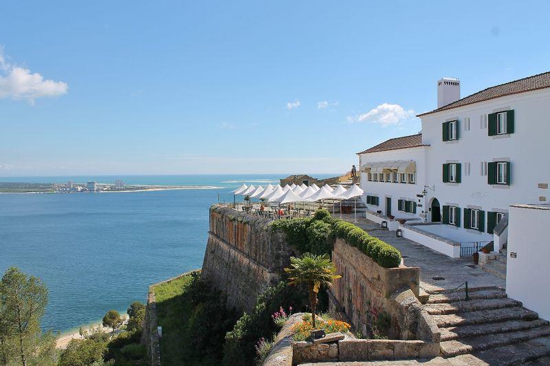 Saint Filipe Fort in Setúbal