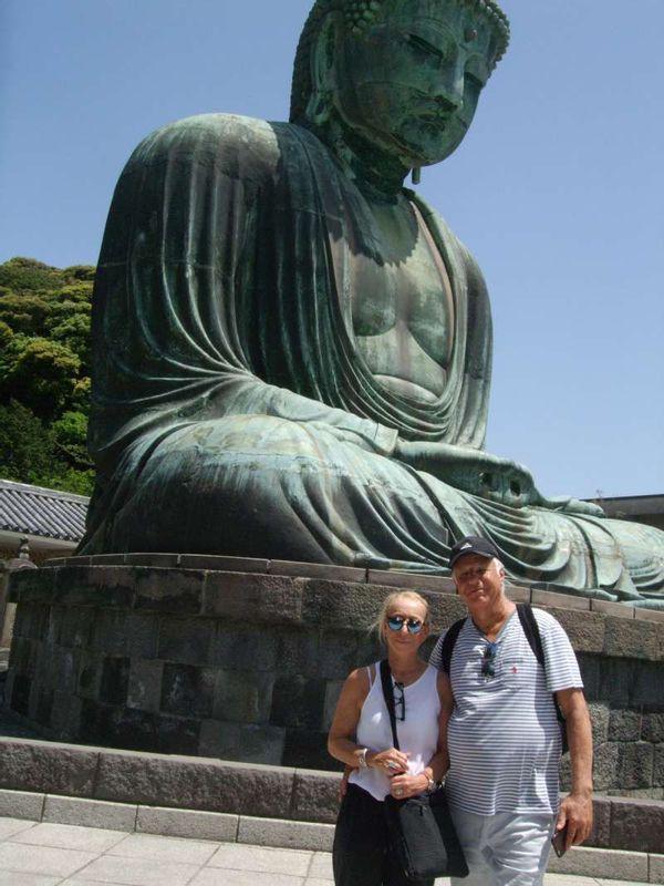 Nearer to Great Buddha