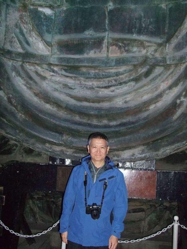 Inside Great Buddha