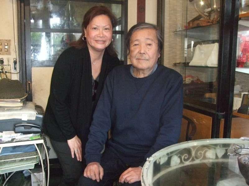 With Tsunahiro Yamamura, Masamune XXIV