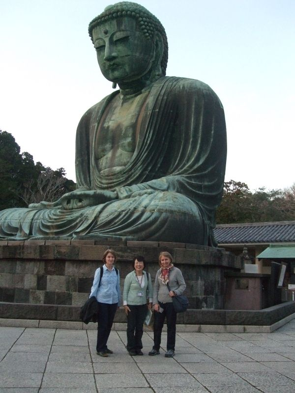 The last photo with Great Buddha