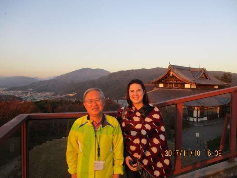 Shogunzuka Mound in Kyoto