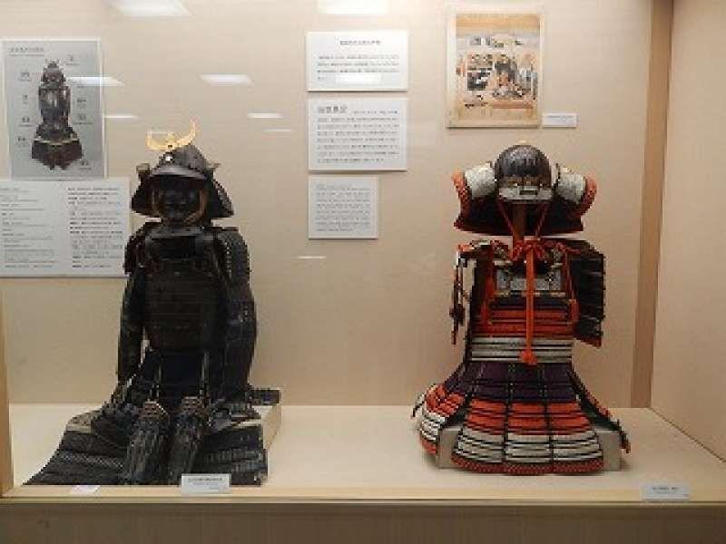 Sumurai costumes