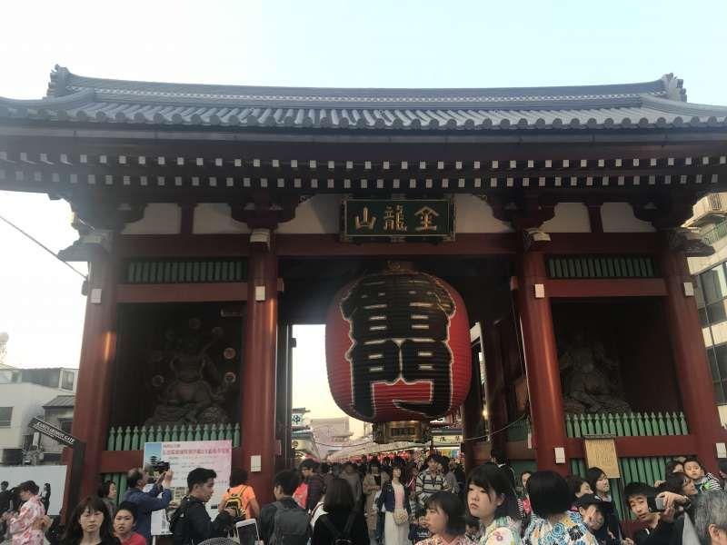 Senso-ji(Tokio)