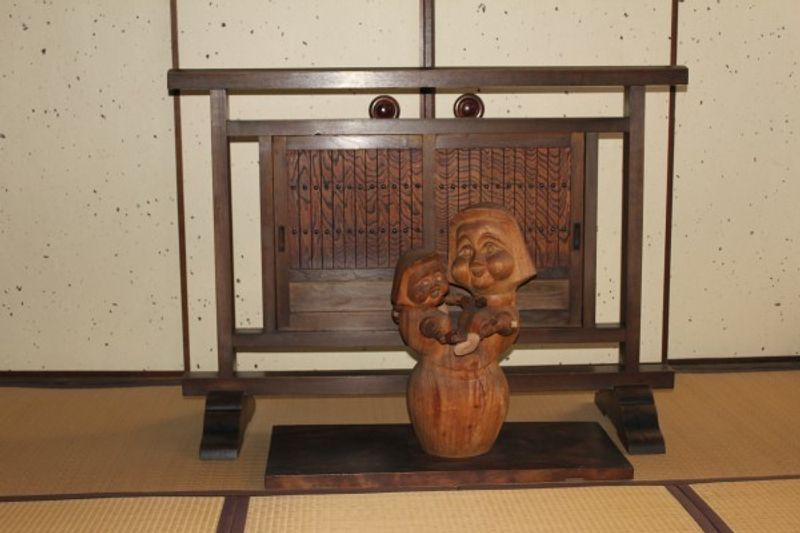 Kawai Kanjiro was a versatile artist . He became a noted pottery and ceramic artist.