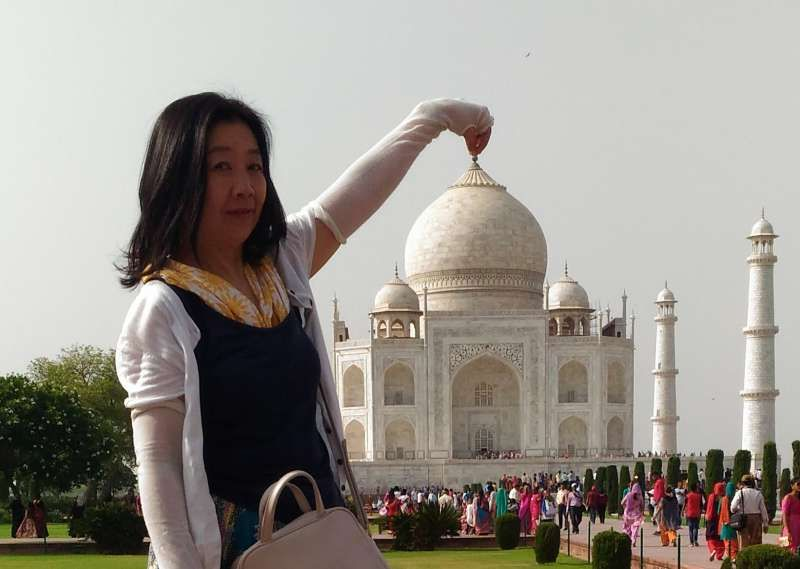 I traveled India and enjoyed a lot!