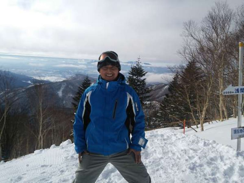 Skiing in Japan is one of the most popular activities in winter.  Recently many of the skiing resorts have re-decorated their fascilites to lure skiiers and snow-boarders not only in Japan but from other countries as well.